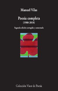 Poesia Completa (1980-2018) (manuel Vilas) - Manuel Vilas
