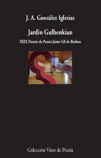 JARDIN GULBENKIAN