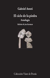 CICLO DE LA PIEDRA, EL - ANTOLOGIA
