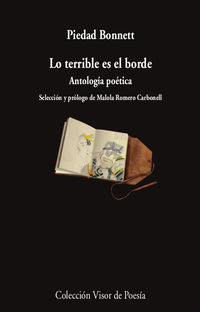 lo terrible es el borde - antologia poetica - Piedad Bonnet