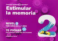 Estimular La Memoria 2 - Jesus Jarque Garcia