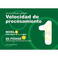 Velocidad De Procesamiento Nivel 1 - Jesus Jarque Garcia