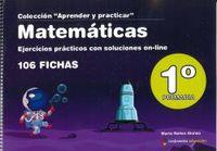 EP 1 - MATEMATICAS - EJERCICIOS PRACTICOS CON SOLUCIONES ONLINE