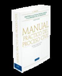 (2ª Ed. )  Manual Practico Del Proceso Civil - Fernando Toribios Fuentes
