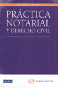 Practica Notarial Y Derecho Civil - Jesus Gomez Taboada