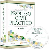 (2ª Ed. )  Proceso Civil Practico (+cd) - Fernando Toribios Fuentes