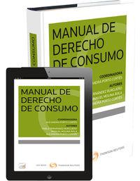 Manual De Derecho De Consumo (+proview) - A.  Porto Cortes (coord. )