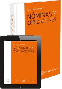 NOMINAS Y COTIZACIONES