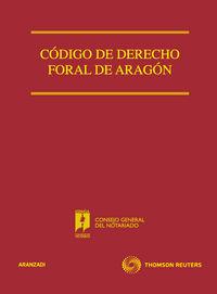 Codigo De Derecho Foral De Aragon - Aa. Vv.
