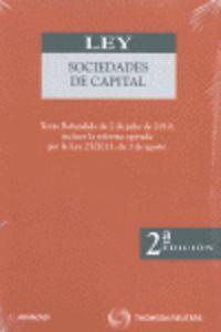 (2ª Ed. )  Sociedades De Capital - Aa. Vv.