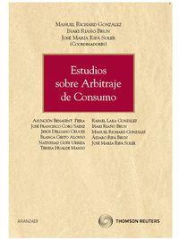 Estudios Sobre Arbitraje De Consumo - Iñaki Riaño Brun