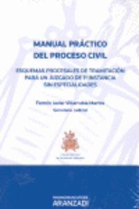 Manual Practico Del Proceso Civil - Aa. Vv.