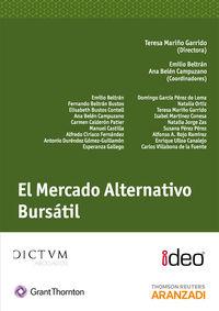 MERCADO ALTERNATIVO BURSATIL, EL