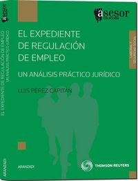 EXPEDIENTE DE REGULACION DE EMPLEO, EL
