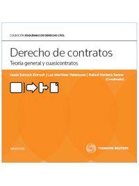 Derecho De Contratos - Teoria General Y Cuasicontratos - Rafael Verdera Server