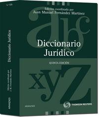 (5ª Ed. )  Dicc. Juridico - Aa. Vv.