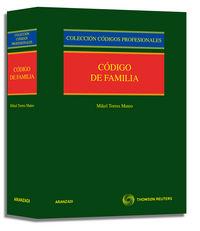 Codigo De Familia - Aa. Vv.