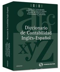 DICC. DE CONTABILIDAD INGLES-ESPAÑOL