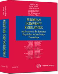 EUROPEAN INSOLVENCY REGULATIONS