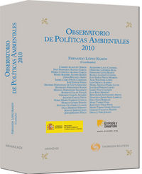 Observatorio De Politicas Ambientales 2010 - Fernando Lopez Ramon
