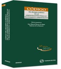 (14ª Ed. )  Regimen Juridico De Las Administraciones Publicas - Aa. Vv.