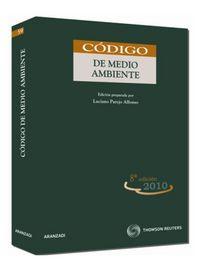 (8ª Ed. )  Codigo De Medio Ambiente - Aa. Vv.