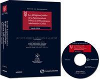 (2ª Ed. )  Regimen Juridico Administraciones Publicas Y Procedimento - Aa. Vv.