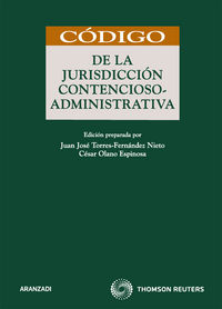 Codigo De La Jurisdiccion Contencioso-administrativo - Aa. Vv.