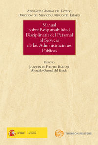 Manual Sobre Responsabilidad Disciplinaria Del Personal Al Servicio - Aa. Vv.