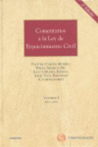 (2ª Ed. )  Comentarios A La Ley De Enjuiciamiento Civil (tomo I Y Ii) - Faustino  Cordon  /  Julio  Muerza