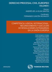 Derecho Civil Europeo I - Fernando Gascon Inchausti