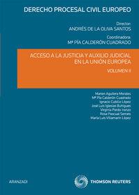 Derecho Civil Europeo Ii - Andres De La Oliva Santos
