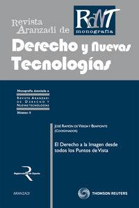 Rdnt - El Derecho A La Imagen Desde Todos Los Puntos De Vista - Maria Jose  Reyes Lopez  /  [ET AL. ]