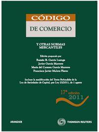(17ª Ed. )  Codigo De Comercio Y Otras Normas Mercantiles - Aa. Vv.