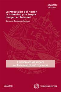 La Intimidad Y La Propia Imagen En Internet proteccion del honor - Salvador Contreras Navidad