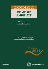 (9ª Ed. )  Codigo De Medio Ambiente - Aa. Vv.