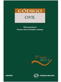 (21ª Ed. )  Codigo Civil - Aa. Vv.