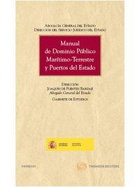 Manual De Dominio Publico Maritimo-terrestre Y Puertos Del Estado - Aa. Vv.