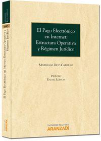 El pago electronico en internet - Mariliana Rico Carrillo