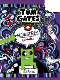 TOM GATES - MONSTRES GENIALS!