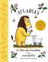 Amables - Un Llibre Sobre L'amabilitat - Alison Green