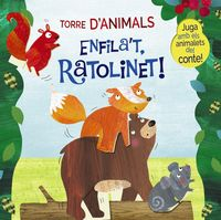 Torre D'animals - Enfila't, Ratolinet! - Cathy Jones / Clare Fennell (il. )