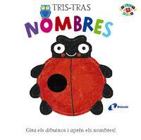 TRIS-TRAS - NOMBRES