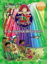 Tina Superbruixa A La Recerca Del Tresor (ed Color Y Olor) - Knister