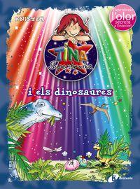 Tina Superbruixa I Els Dinosaures (ed Color Y Olor) - Knister