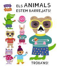 Animals Estem Barrejats!, Els - Anton Poitier