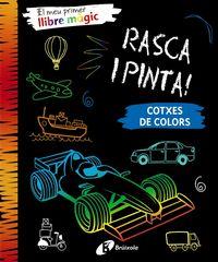 Meu Primer Llibre Magic, El - Cotxes De Colors - Aa. Vv.