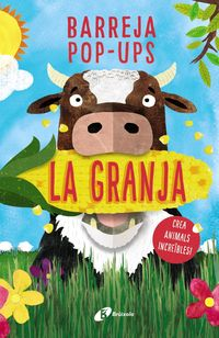 Granja, La - Barreja Pop-Ups - Joanna Mcinerney / Carmen Saldaña (il. )
