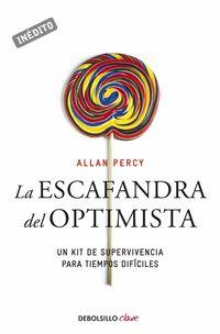 La escafandra del optimista - Allan Percy