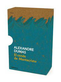 El  conde de montecristo (2 tomos) - Alexandre Dumas